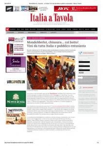10.2014 Italia a tavola